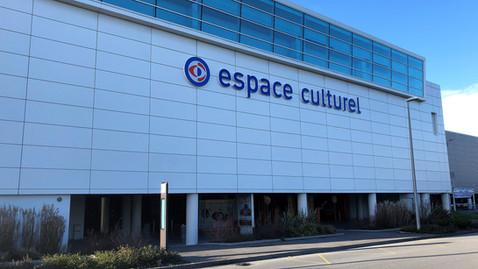 Extension de l'espace culturel Leclerc - Vannes