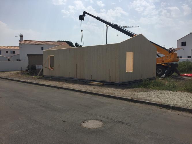 Construction rapide