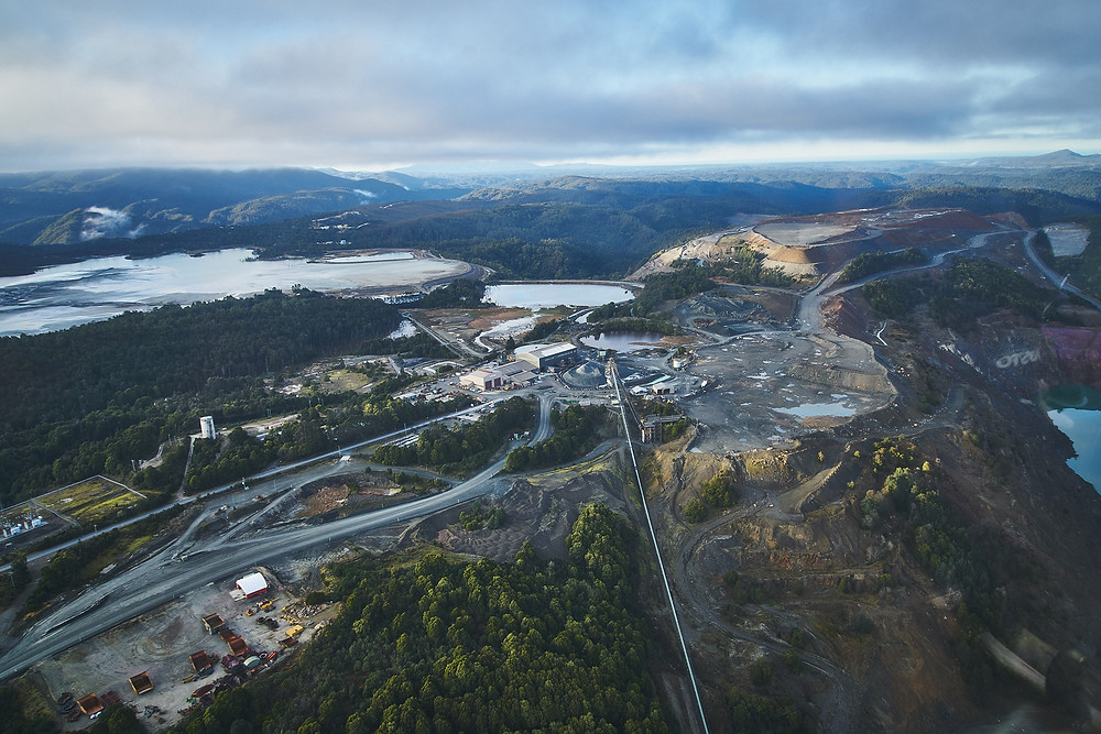 Tasmania Mining