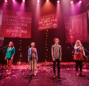 Theatre Review I want to know what love is