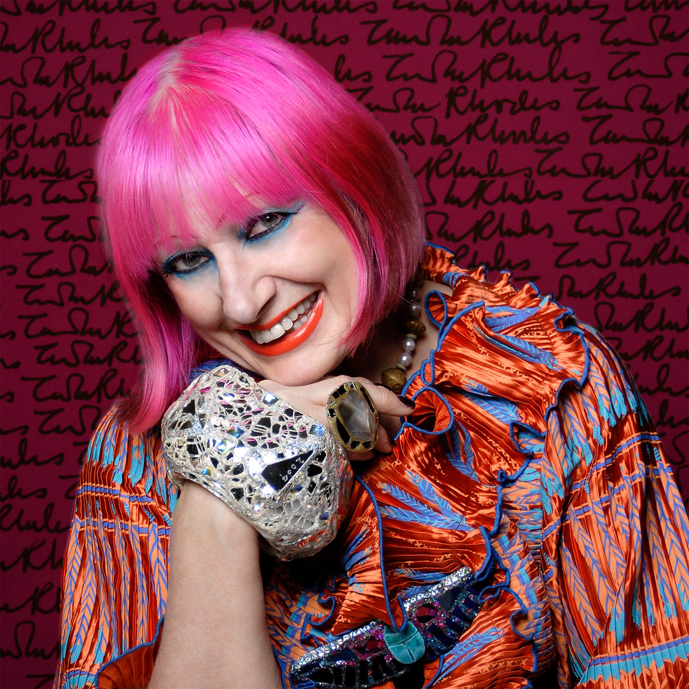 Zandra Rhodes Ikea Collaboration