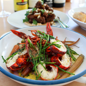 Restaurant Review fish.dining Gosford