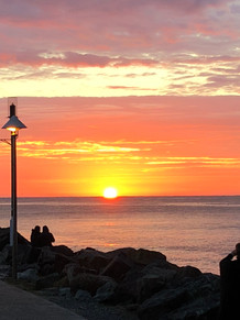 Sunrise at Tuncurry