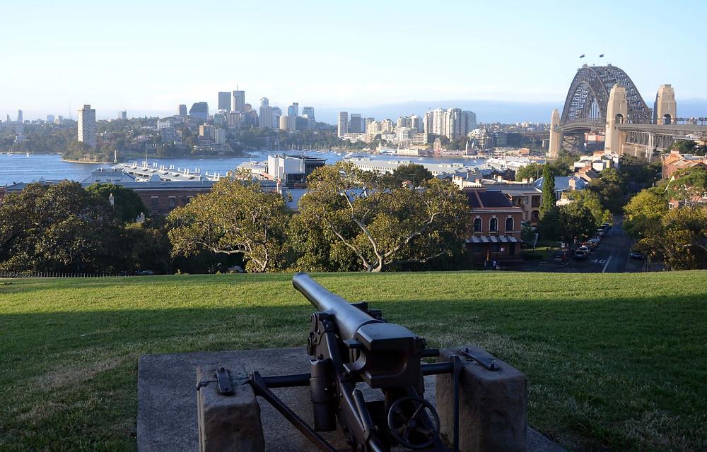 Observatory Hill Sydney