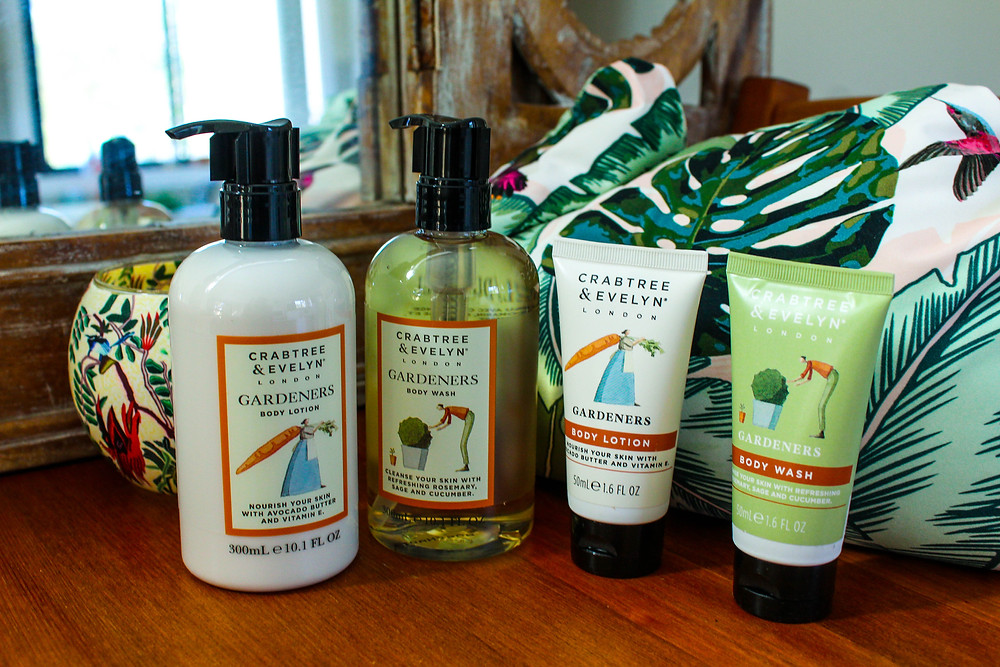 Crabtree & Evelyn Gardeners