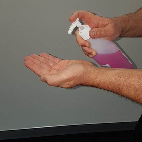 Blanchfield Chiropractic Clean Hands.jpg