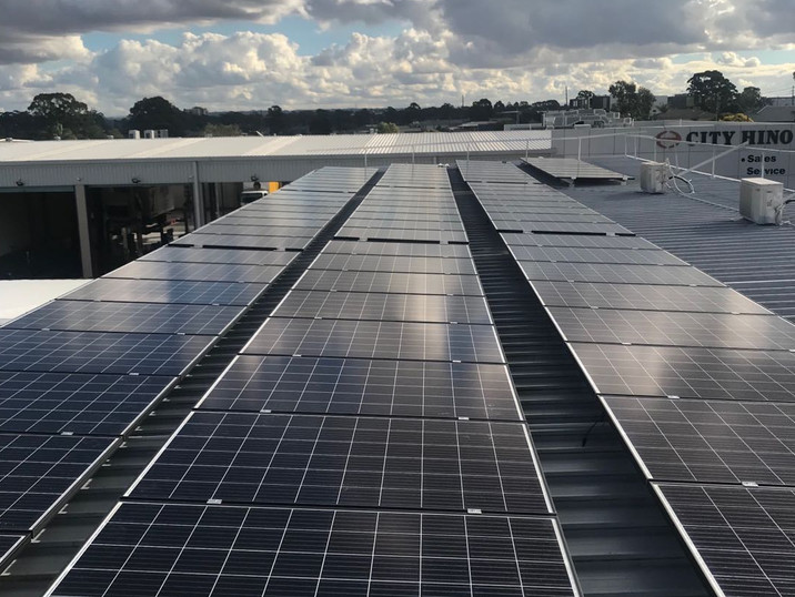Solar Panels Fairfield