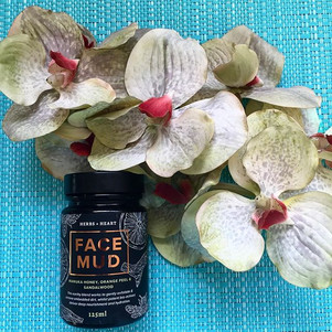 Herbs + Heart Face Mud Review