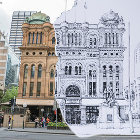 Sydney's Most Beautiful Buildings Illustrated