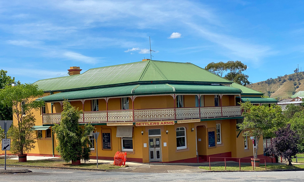 The Settlers Arms Dungog