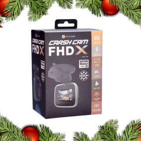 Christmas Gift Idea #13Navig8r FHDX 307 Crash Camera