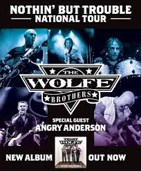 The Wolfe Brothers and Angry Anderson