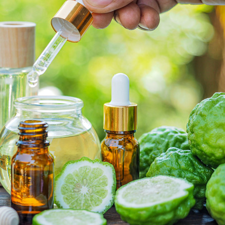 Five Essential Oils to Help Lift Your Mood