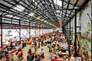 Carriagworks Farmers Market