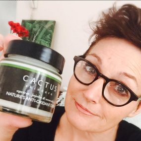 Beauty Review: Cactus Skincare - Organic and Natural