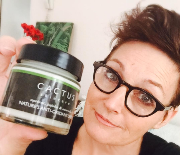 Cactus skincare review
