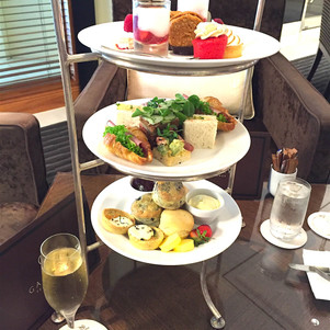 Sydney High Tea Fit For A Queen: Sheraton on the Park's Queen Elizabeth II High Tea