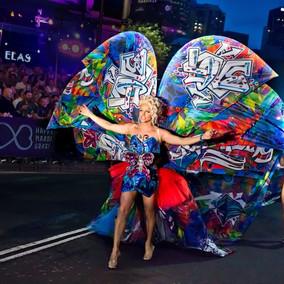 Sydney Gay & Lesbian Mardi Gras Program