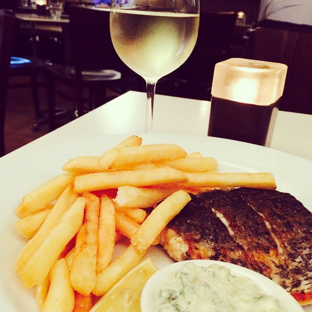 Instagram - At Olio in St Leonards it's Wednesday Fish and Wine night .....jpg