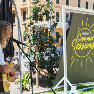 Celebrate Australia Day at Gateway's Summer Sessions