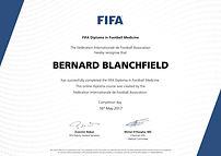 FIFA Diploma in Football Medicine