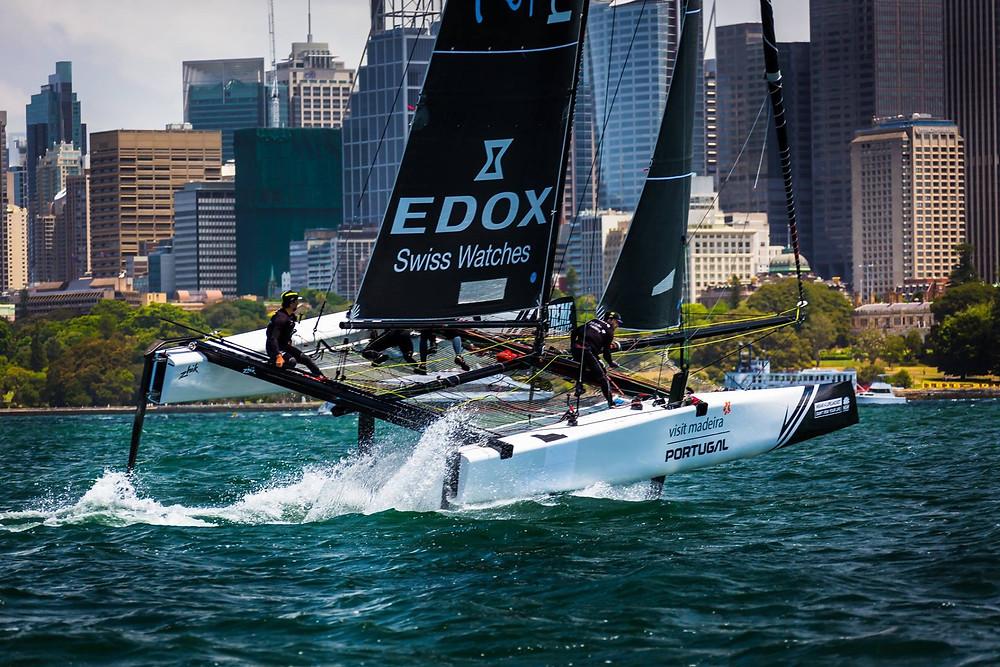 Extreme Sailing Series Sydney