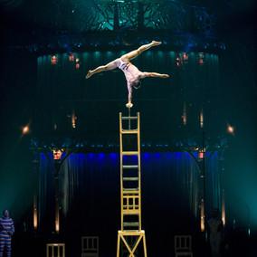 "Cirque du Soleil ""KOOZA"" Premiere Sydney"