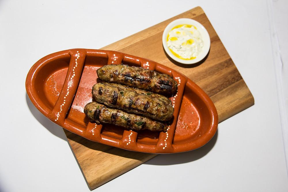 Greek Sausages