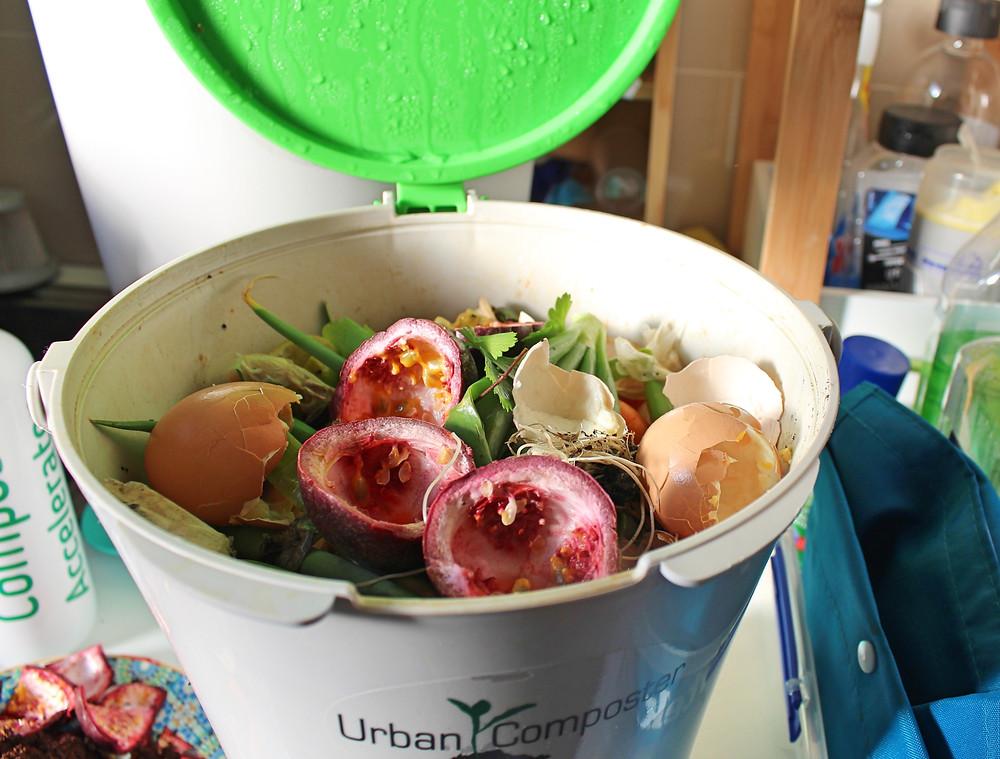 Bokashi Urban Composter