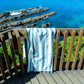Keeping The Art of Traditional Turkish Towels Alive