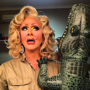 Interview with Sydney's Fabulous Drag Queen, Verushka Darling