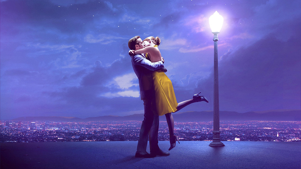 La La Land Ryan Gosling and Emma Stone