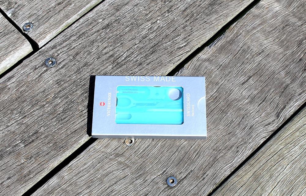 Victorinox SwissCard Nail Care,