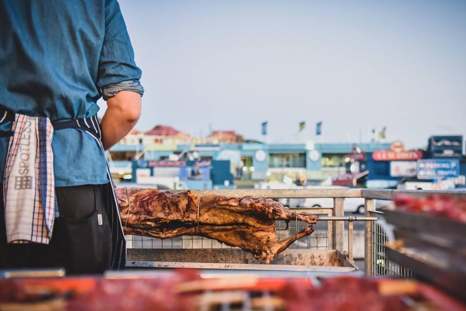 Vic's Meat Market