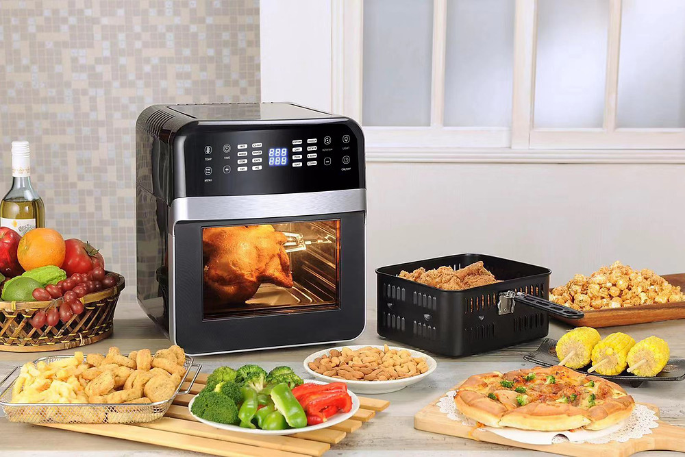 air fryer cooking