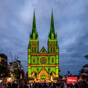 The Lights of Christmas, Sydney