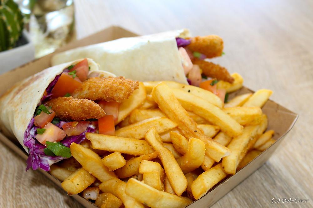 Blowfish Cafe Old Bar NSW