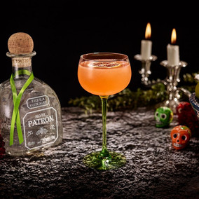 PATRÓN TEQUILA DAY OF THE DEAD POP-UP