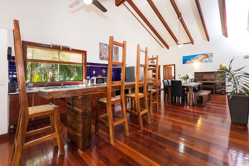 holiday lettings Charlotte Bay NSW