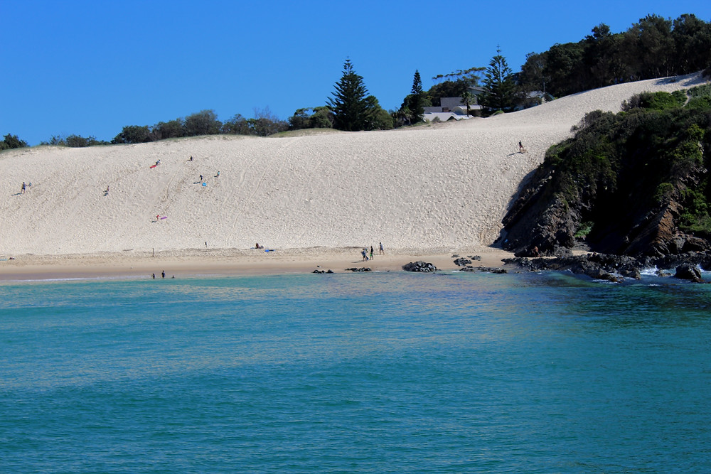 One Mile Beach Forster