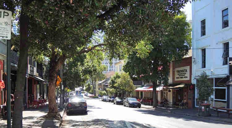 Stanley Street Darlinghurst