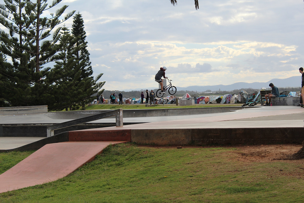 Port Macquarie NSW Skate Park