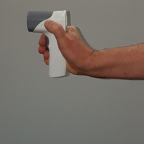 Blanchfield Chiropractic Infrared Thermo