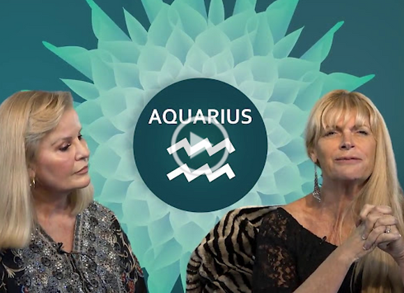 Aquarius Monthly Membership October