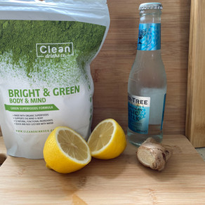 Clean Drinks Co Superfoods Powder