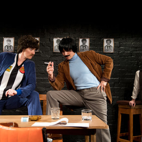 Theatre Review: The Club
