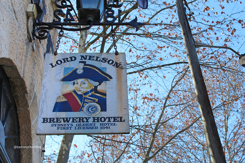 The Lord Nelson Hotel Sydney