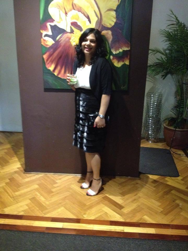 Jalni Shah for Sydney Chic Blog