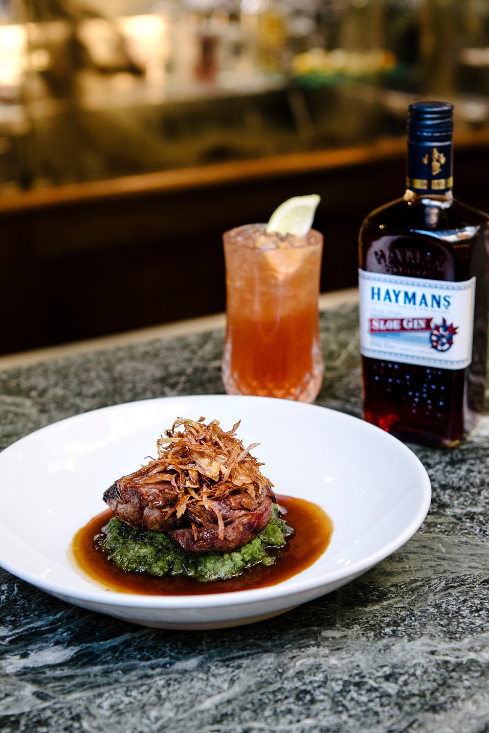 Haymans Gin Supper Club