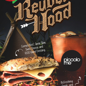 Buy a Reuben Hood Sandwich and Help the Homeless